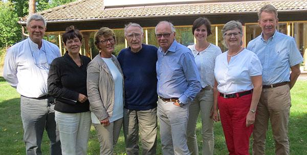 Styrelsen för Familjen Kamprads stiftelse